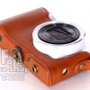 Leather Case for Samsung Galaxy camera EK-GC100