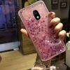 (พร้อมส่ง13)เคสมือถือซัมซุง Case Samsung J7 Pro เคสพลาสติกใสทรายดูด