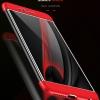 (025-668)เคสมือถือ Case Huawei Nova Lite เคสคลุมรอบป้องกันขอบด้านบนและด้านล่างสีสันสดใส