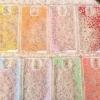 (151-223)เคสมือถือซัมซุงโน๊ต Case Note3 เคสพลาสติกใส Glitter กากเพชร