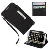 Case เคส Pure Color แบบพลิกแนวนอน ใส่บัตร ได้ Samsung GALAXY S4 IV (i9500) redictshop