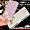 (022-031)เคสมือถือ Case HTC Desire 826 เคสพลาสติกฝาพับเปิดข้าง Rhinestone สวยวิ้งๆ