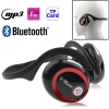 X6 Neck-band Bluetooth Headset
