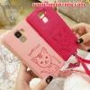(391-069)เคสมือถือ Case Huawei Honor 7 เคสนิ่มฝาหลังลายแมวน่ารักๆ DOMI CAT