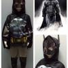 Batman (งานลิขสิทธิ์) แบบใหม่ ชุดแฟนซีเด็กแบทแมน มีไฟ 3 ชิ้น เสื้อ กางเกง และผ้าคลุม คุณหนูๆ ได้ใส่ตามจิตนาการ ผ้ามัน Polyester ใส่สบายค่ะ หรือจะใส่เป็นชุดนอนก็ได้ค่ะ size XS, S, M, L, XL