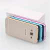 (025-053)เคสมือถือซัมซุง Case Samsung Galaxy J3 เคสกรอบบัมเปอร์โลหะฝาหลังอะคริลิคทูโทน