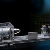 (441-002)เครื่องกลึงไฟฟ้าขนาดเล็กอะคริลิคใสสำหรับงานประดิษฐ์