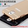 (025-001)เคสมือถือซัมซุงโน๊ต Case Note3 เคสกรอบโลหะพื้นหลังอะคริลิค