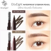 Eity Eight Waterproof Eyebrow Pencil #82 Brown น้ำตาล