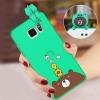 (388-108)เคสมือถือซัมซุง Case Samsung S6 เคสนิ่ม 3D น่ารักๆวัยรุ่นยอดฮิต
