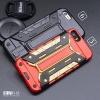 (459-004)เคสมือถือไอโฟน case iphone 5/5s/SE เคสนิ่มเกราะกันกันกระแทกใส่การ์ดได้ยอดฮิต