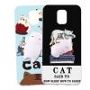 (616-010)เคสมือถือซัมซุงโน๊ต Case Note3 เคสตัวนุ่มนิ่ม บี้ๆน่ารักๆ Trending Squishy 3D Destress