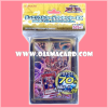 Yu-Gi-Oh! ZEXAL OCG Duelist Card Protector / Sleeve - Extra / Ex Bujintei Susanowo 70ct. + DPEX-JP001 : Bujin Yamato (Normal Parallel Rare)
