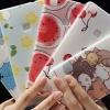 (440-079)เคสมือถือวีโว่ Vivo V3 เคสนิ่มใสลายกราฟฟิคสวยๆ การ์ตูนน่ารักๆ
