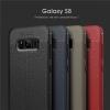 (436-298)เคสมือถือ Case Samsung S8 เคสนิ่มเท่ห์ๆลายหนังสไตล์วัยรุ่นแฟชั่น