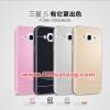 (140-011)เคสมือถือซัมซุง Case Samsung Galaxy J5 เคสโลหะพรีเมี่ยมคลาสสิคพื้นหลังอะคริลิค