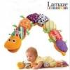 หนอนยักษ์เสริมพัฒนาการ Lamaze ยอดฮิต (สีส้ม)