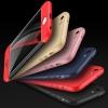 (025-909)เคสมือถือไอโฟน case iphone 5/5s/SE เคสคลุมรอบป้องกันขอบด้านบนและด้านล่างสีสันสดใส