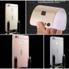 (025-045)เคสมือถือวีโว Vivo X6 Plus เคสกรอบบัมเปอร์โลหะฝาหลังอะคริลิคเคลือบเงาแวว