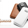 SPIGEN SGP Leather Pouch Case Crumena Series for Apple iPhone 5