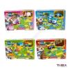 TY-0014 City PlaySet - Robocar Poli