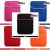 (215-042)เคส iPad mini1/2/3 กระเป๋าใส่เคสถุงผ้าแบบสักหลาด