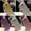 (440-053)เคสมือถือซัมซุง Case Samsung Galaxy J7 เคสนิ่มใสกระต่ายหูยาว
