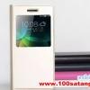 (027-277)เคสมือถือ Case Huawei Honor 4C/ALek 3G Plus (G Play Mini) เคสพลาสติกฝาพับ PU สไตล์คลาสสิค