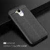 (025-820)เคสมือถือ Case Huawei Honor 6A เคสนิ่มซิลิโคนลายหนังสไตส์เรียบหรู