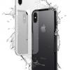 (436-303)เคสมือถือไอโฟน Case iPhone X เคสขอบนิ่มพื้นหลัง Toughened Glass