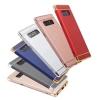 (436-292)เคสมือถือซัมซุง Case Samsung Galaxy Note8 เคสพลาสติกขอบชุบแววแฟชั่นสวยๆ