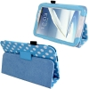 Case เคส Blue and White Dot Samsung Galaxy Note 8.0