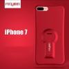 (606-008)เคสมือถือไอโฟน Case iPhone7 Plus/iPhone8 Plus เคสนิ่มแฟชั่นคลุมเครื่องด้านหลังมีขาตั้งในตัว