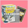 Dragon Shield Standard Size Card Sleeves - Silver • Classic 100ct.