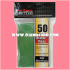 Pro Game Protector Sleeve Double-Matte : Green 50ct.