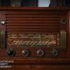 """วิทยุหลอด Skantic """"Birgit"""" typ S 87 ปี1956 รหัส51160sk"""