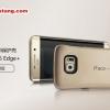 (016-010)เคสมือถือซัมซุง Case Samsung S6 edge plus เคสนิ่มพื้นหลัง PC สีสดใสสไตล์ iface กันกระแทก