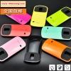 (016-017)เคสมือถือซัมซุง S5 เคสนิ่มพื้นหลัง PC สีสดสวยสไตล์กันกระแทก iFace Revolution