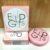 Eglips Glow Powder Pact 9g. ตลับสีชมพู