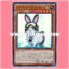 TRC1-JP020 : Rescue Rabbit (Collectors Rare)
