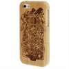 Case เคส Minority Woodcarving Detachable Bamboo iPhone 5