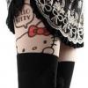 ถุงน่องแฟชั่นเกาหลี ญี่ปุ่น Kitty on Legs