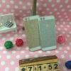(434-004)เคสมือถือไอโฟน case iphone 4/4S เคสพลาสติกพื้นหลัง Glitter กากเพชร