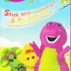 Barney: Stick With Imagination! & Itty Bitty Bugs-กิ่งไม้แห่งจินตนาการและแมลงน้อยในวันปิกนิกของบาร์นี