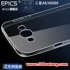 (370-042)เคสมือถือซัมซุง Case Samsung A8 เคสนิ่มใสแฟชั่นแบบบาง