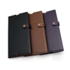 LIM'S : Premium Leather Slim Fit Diary Stand Cover Case for Sony Xperia Z Ultra