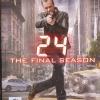 24 Season 8 The Final Season : 24 ชม. วันอันตราย ปี 8 (มาสเตอร์ 6 แผ่นจบ + แถมปก)