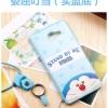 (406-030)เคสมือถือซัมซุง Case Samsung A9 Pro เคสขอบนิ่มพื้นหลังพลาสติกแข็งลายโดเรมอน