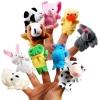 TO-001 ตุ๊กตานิ้วมือ ชุดสัตว์น่ารัก 1 (10 ตัว)