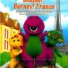 Barney : Bonjour Barney! France : ฝรั่งเศษเมืองศิลปะและรักโลกรักษ์ต้นไม้